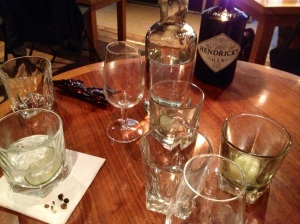 gin on gin on gin