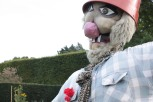 creepiest scarecrow ever
