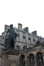 Adam Smith on the Royal Mile